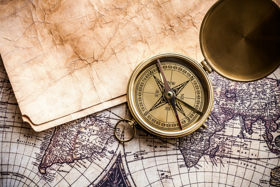 The solopreneur and the pirate map