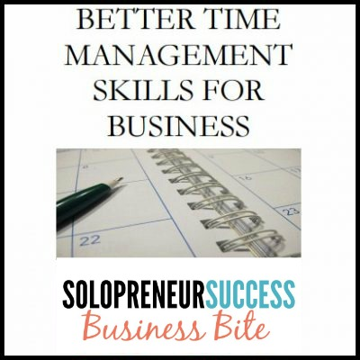 Better-time-management skills