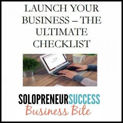 Solopreneur Launch-Your-Business