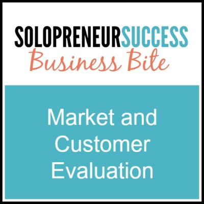 Solopreneur Market-and-customer-evaluation