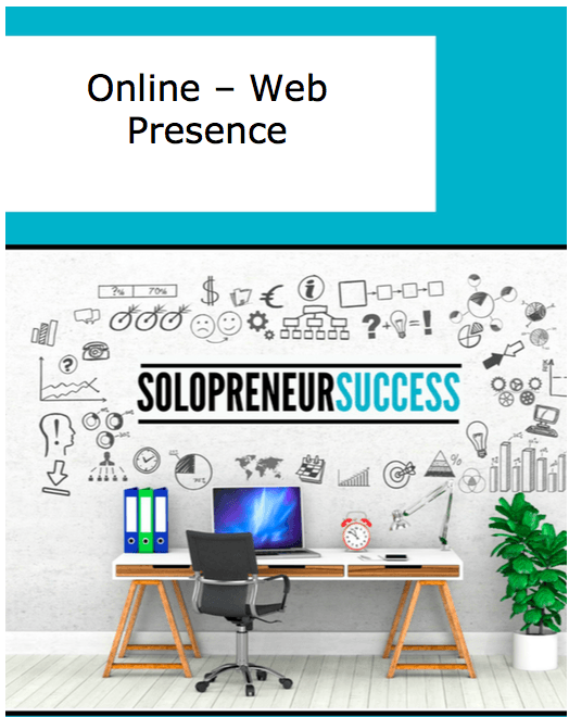 Online Web Presence - Short Course - Solopreneur Success